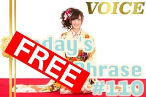voice-todays-japanese-phrase-110-learn-japanese-online-how-to-speak-japanese-language-for-beginners-basic-study-in-japan